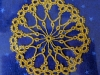 Gold Doily