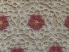 Rose Garden Doily