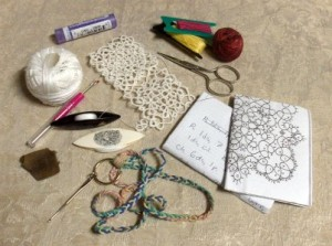 tatting supplies 1
