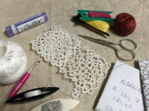 tatting supplies 3