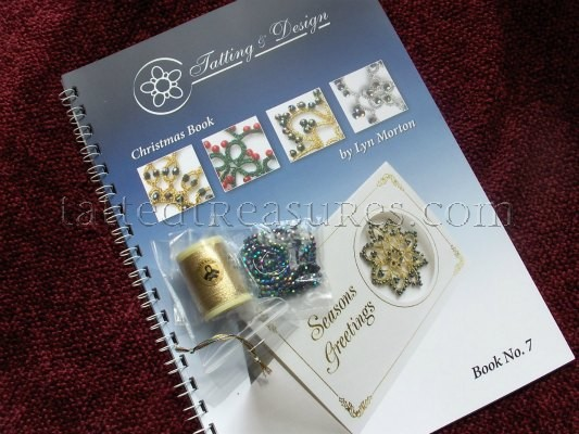 tatting and design giveaway prize pack